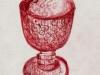 パリ万博のワイングラス