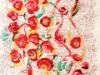 08. 赤い大きな薔薇Ⅰ(腹部分)