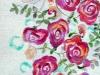 24. 赤い大きな薔薇Ⅲ(腹部分)