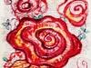 07. 赤い大きな薔薇Ⅰ(太鼓部分)