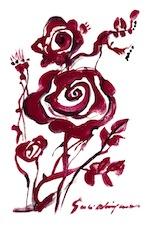 蜷川有紀 yuki ninagawa 薔薇迷宮