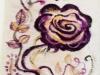 19. 紫の薔薇Ⅰ(太鼓部分)